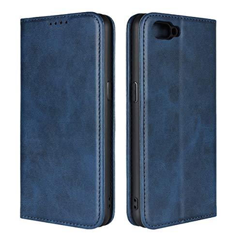 Custodia® Flip Brieftasche Hülle für Oppo R15 Neo(Muster 3)