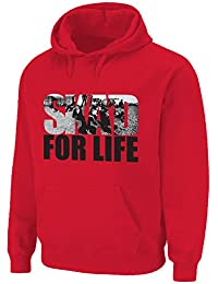 Ska'd For Life Hoodie (Choices of Colour)