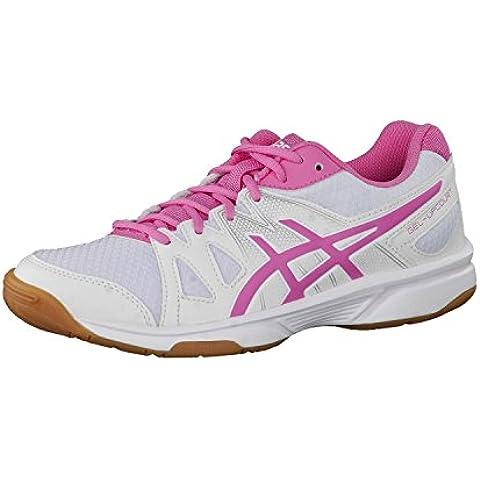 Asics Gel-Upcourt Gs, Zapatos de Voleibol Unisex Niños