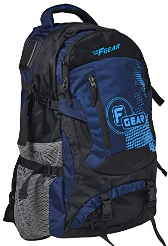 3. F Gear Orion Polyester 46 Ltrs Trekking Backpack