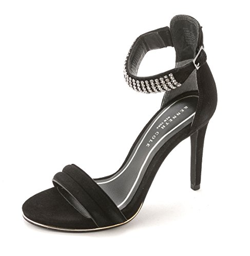 Kenneth Cole New York, Sandali donna Black Suede