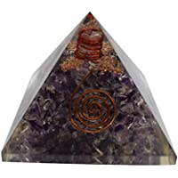 Healing Kristall Amethyst Stein Reiki Edelstein-Pyramide-Energie-Generator Spirituelle Geschenk preisvergleich bei billige-tabletten.eu