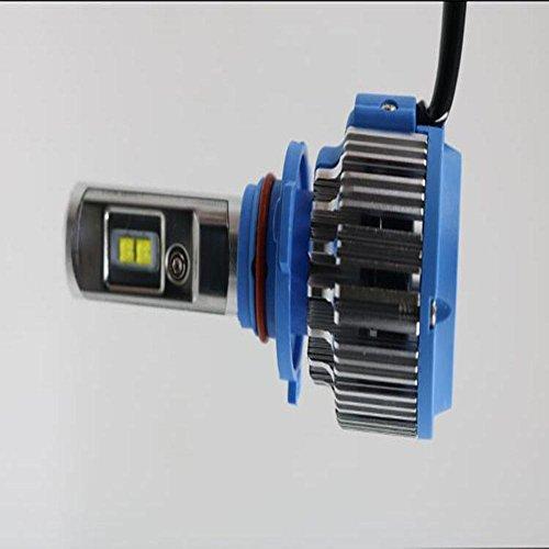 Auto Scheinwerfer 12V 35W LED COB Auto-Birne 3500LM h1
