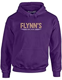 Brand88 - Flynn's Arcade, Sudadera con para adultos