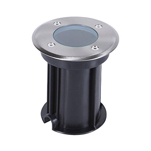 Focos EMPOTRADOS en el suelo LED 7w Foco empotrado diámetro externo 11cm...