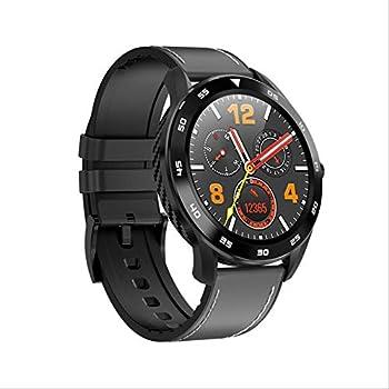 BEUHOME Reloj Inteligente,DT98 Bluetooth Smartwatch Deportivo Pulsera Inteligente con Monitor de Ritmo Cardíaco/Sueño/Presión Sanguínea Podómetro ...