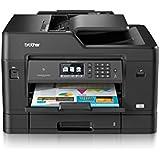 Brother MFC-J6930DW DIN A3 4-in-1 Farbtintenstrahl-Multifunktionsgerät (Drucker, Scanner, Kopierer, Fax)