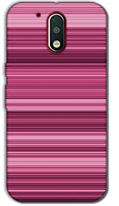 YOVI Designer Printed Back Cover For Motorola Moto G4 Plus