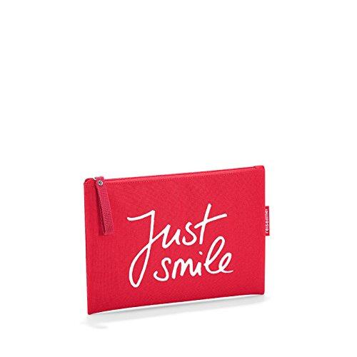 Reisenthel case 1 Kosmetiktäschchen, 24 cm, Just Smile