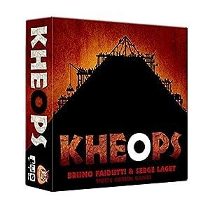 Unbekannt White Goblin Games wgg01517-Kheops, Familias estándar Juegos