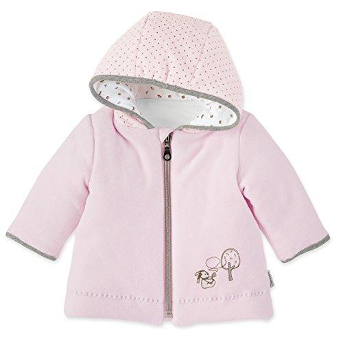 Sterntaler Kapuzen-Jacke Nicki Waldis Hoppel für Babys, Alter: 0-2 Monate, Größe: 50, Rosa