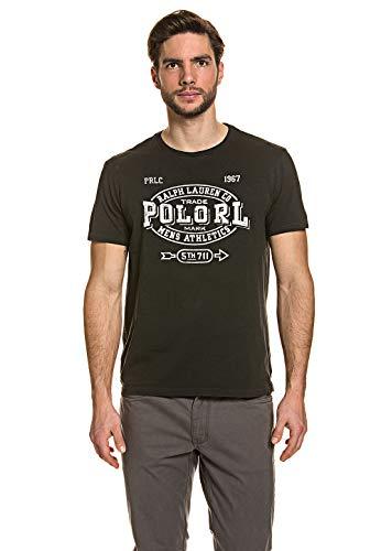 Polo Ralph Lauren Herren Kurzarm Shirt Top gerade Passform Baumwolle Oberteil - Ralph Lauren Herren-oberteile