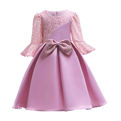 Zhhlaixing Children Mädchen Prinzessin Dress Up Kostüm Outfit -