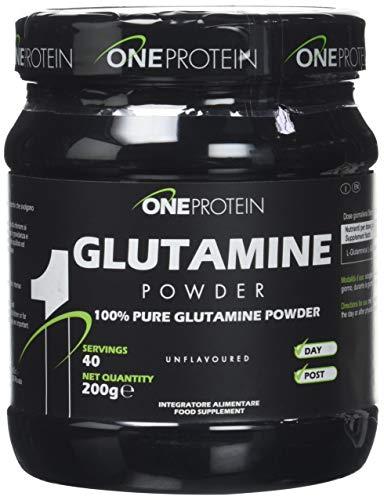 Glutamine Powder integratore alimentare base di L Glutaina polvere