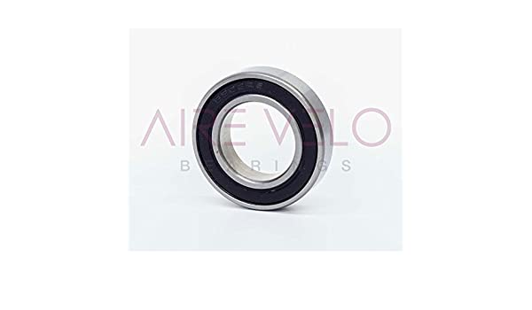Stainless steel Bearing 90 x 90 angle 6803-2RS-SS 17 x 30 x 7 mm