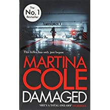 Damaged (Di Kate Burrows 4)