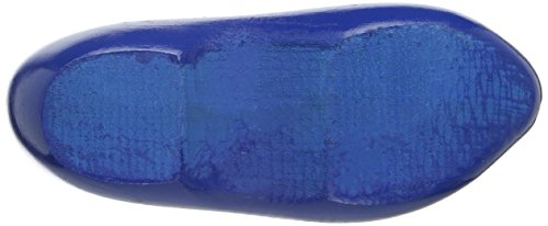 Gevavi Holländische Holzpantinen V.V. Unisex-Erwachsene Clogs Blau (blau(blauw) 77)