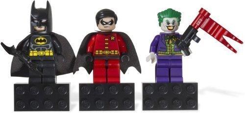 LEGO Super Heroes: Batman Magnetset mit Batman, Robin und Joker (Superheroes Batman Lego Dc)