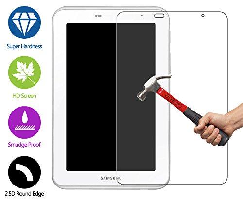 vetro temperato tablet 7 pollici ZeWoo Pellicola Protettiva in Vetro Temperato per Samsung Galaxy Tab 2 7.0 (7 pollici