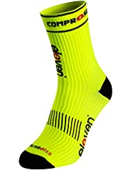 Chaussette de compression Eleven pour running, cyclisme, triathlon, fitness, crossfit et voyages (Homme et Femme)