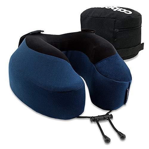 Cabeau Evolution S3 Travel Pillow Nackenkissen 25 cm Indigo - Flugzeug-head-unterstützung