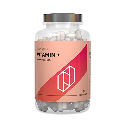 Neosupps Vitamin + - 60 Kapseln, Größe:60 Kapseln