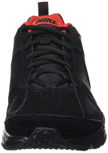 Nike - Scarpe da ginnastica T-Lite XI NBK, Uomo Nero (Nero/Argentato/Rosso)