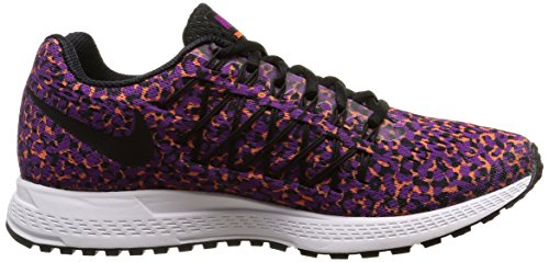 Nike Wmns Air Zoom Pegasus 32 Print, gymnastique femme Vivid Purple/Noir-Hypr Orange