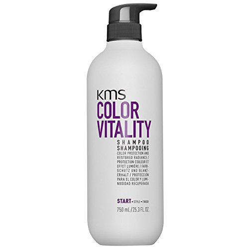 KMS California Colorvitality Shampoo, 1er Pack (1 x 750 ml)