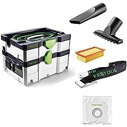 Festool CTL SYS-Extracteur de poussière (noir, vert, blanc)