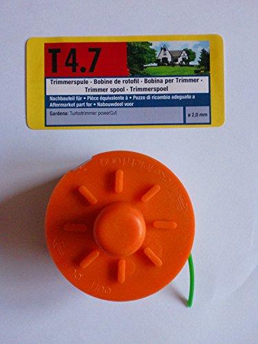 Trimmerspule für Gardena PowerCut ø 2,0 mm T4.7