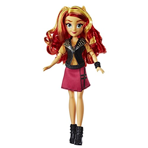 My little Pony e0631es0Equestria Girls Sunset Shimmer Classic Style Puppe