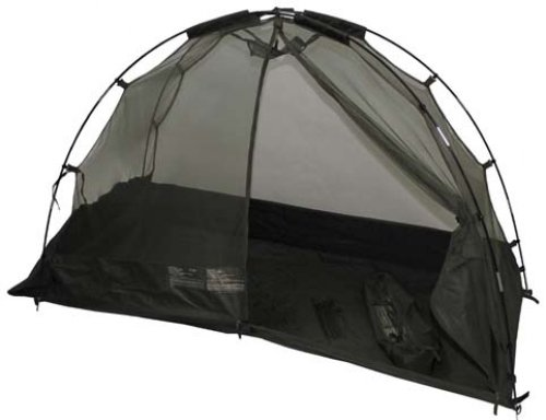 ORIG. BRIT. MOSKITONETZ IN ZELTFORM Insektenschutz Fliegengitter Camping Zelt