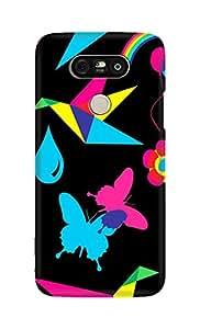 ZAPCASE Printed Back Cover for LG G5