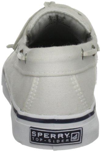 Sperry Top-Sider, Scarpe con lacci, donna Bianco (WHITE)