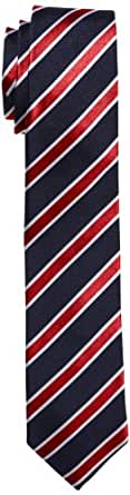 Tommy Hilfiger Tailored Herren Krawatte Tie 7.5cm TTSSTP14133 / TT87848045, Gr. one size, Rot (619)