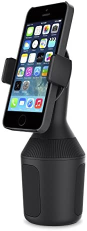 Belkin F8J168bt Car Cup Holder Mount For Smartphones - Black