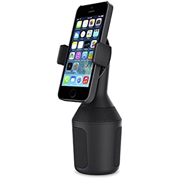 Belkin Universal In Car Phone Holder Cup Mount Use Amazoncouk - Audi iphone 6 car cradle
