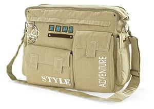 Brevi 035 Borsa Fasciatoio Free Style  005 Sabbia