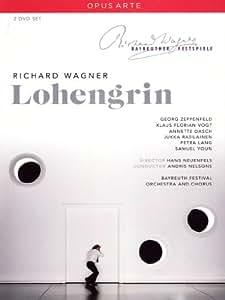 Wagner: Lohengrin / Bayreuther Festspiele [2 DVDs]