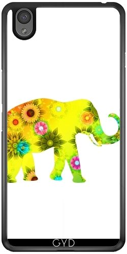 case-for-one-plus-x-colorful-elephant-mammal-style-by-wonderfuldreampicture
