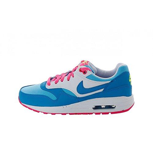 Nike Air Max 1 GS 653653108, Baskets Mode Enfant