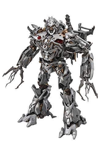 Transformers Masterpiece Movie Series Megatron MPM-8 [OFFICIAL Hasbro and Takara Tomy], Collector Figure, 30 cm scale