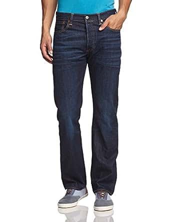Levi 39 s 501 original fit jeans homme amazon exclusive for Bureau en gros levis