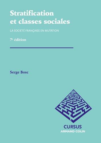 Stratification et classes sociales: La société française en mutation