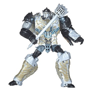 Transformers C1340 Last Knight Premier Edition Leader-Dragonstorm, Multi-Colour