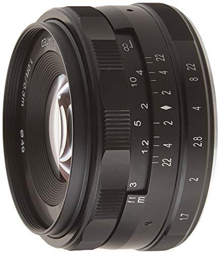 Neewer 35mm f/1,7 Manueller Fokus Prime fixierte Objektiv für Olympus und PANASONIC APS-C Digitalkameras, Wie Olympus E-M1/M5/M10, E-P5E-PL3/PL5/PL6/PL7, PANASONIC GM1/2, GX1/2/7/8, GF5/6/7