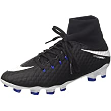 Nike Hypervenom Phelon 3 DF FG, Botas de Fútbol para Hombre