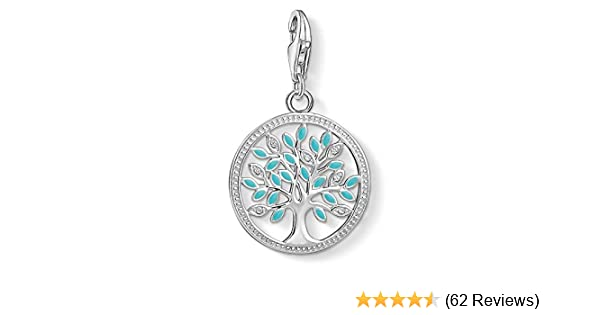 925 Sterling Silver Womens Simulated Turquoise Round Cubic Zirconia Heart Fashion Necklace