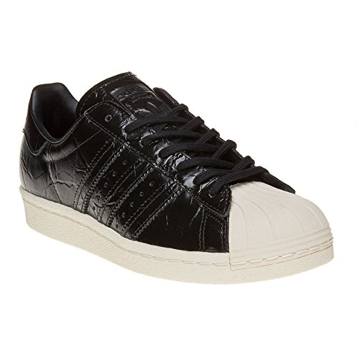 Adidas Superstar 80's Mujer Zapatillas Negro
